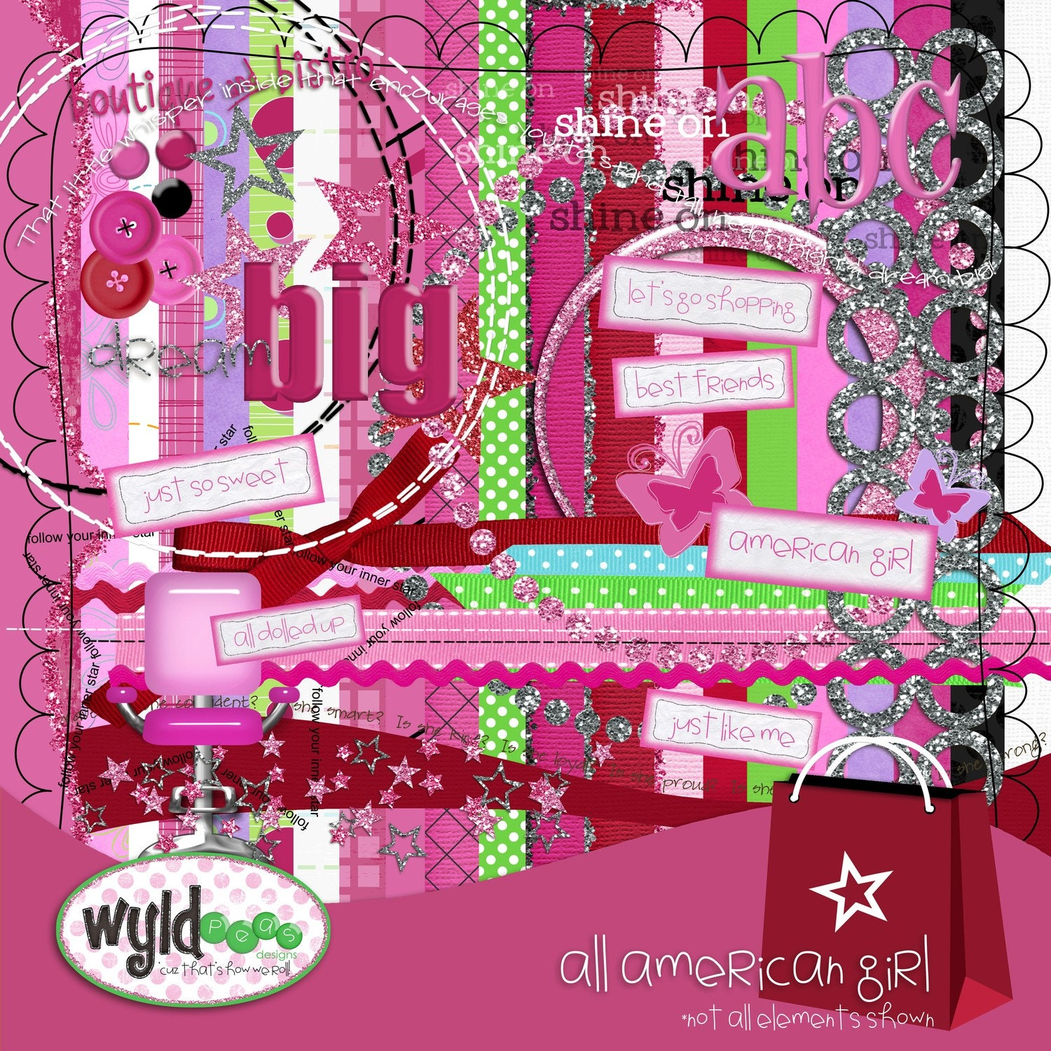American Girl Crafts Learn To Scrapbook Kit 59% Off!