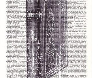 Steampunk Encyclopedia - Printed Book Page