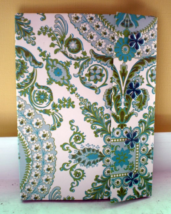 Journal - Blue Turquoise