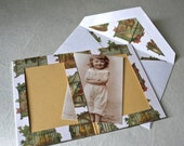Photo Mailer with Birdcages