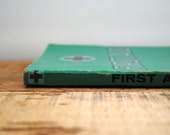 Vintage First Aid Textbook 1965 - Fourth Edition Revised 1957