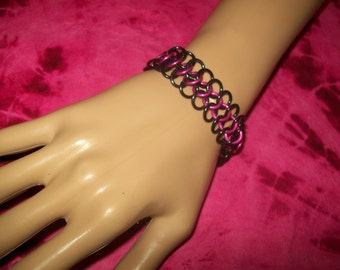 4 to1 Chainmaille Bracelet