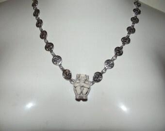 Gargoyle Protection Necklace