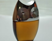 RESERVED Retro Owl Avon After Shave Bottle 70s