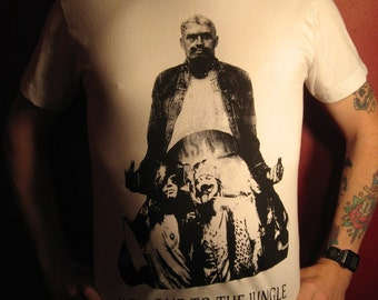 New Item GG ALLIN Guns N Roses Fan T-Shirt
