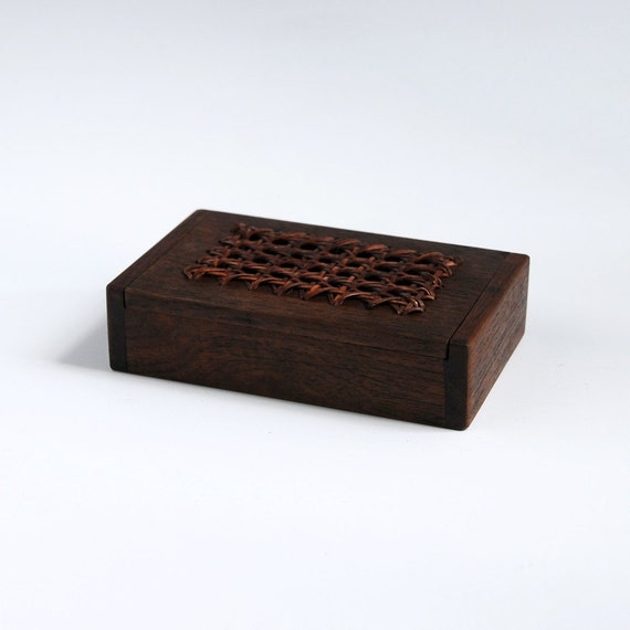 SALE 25% OFF -- Wooden box