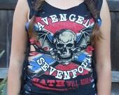 Shredded Avenged Sevenfold Tank