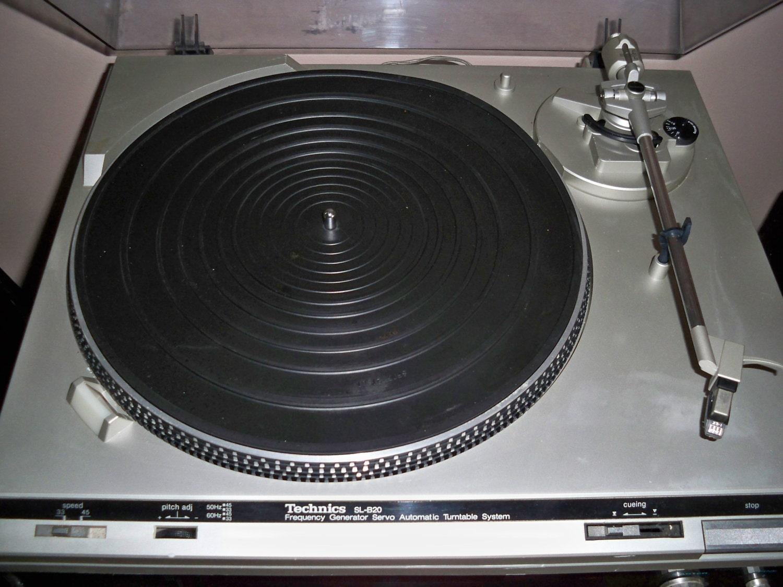Vintage Technics Sl B20 Frequency Generator Servo Automatic