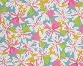 La Dee Da - Oopsy Daisy in Pink by Erin McMorris for Freespirit 1/2 yd Cotton Quilt Fabric
