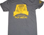Pittsburgh - Pedal to the Hot Metal - ALL SIZES