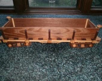 Gondola Car Wooden Collectible