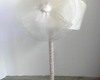 Lace Hat Holder Retro Victorian Style