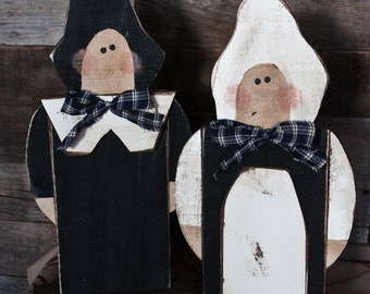 Country Pilgrims