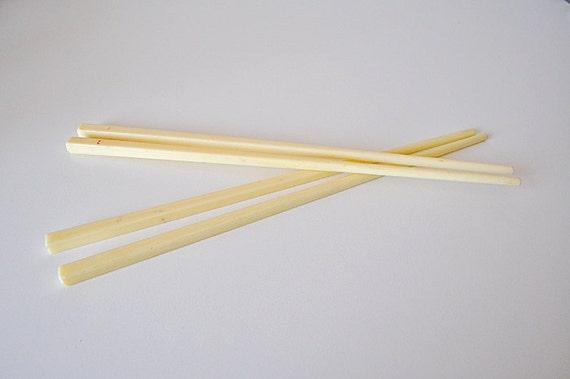 Vintage Pre-Ban Genuine Ivory Chopsticks