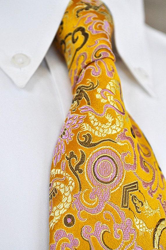 Vintage Silk Tie