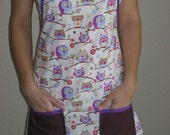 Owl Be There Apron