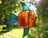 Fiesta Fish Suncatcher