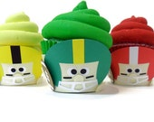 Football Player Cupcake Wrappers - Set of 12