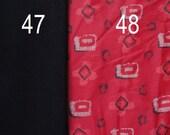 Fabrics for Handmade Bag - cover / bag for iPad 2 / MacBook / any laptop