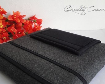 Customizable Laptop for Color fabrics and Size - laptop case - laptop cover - Waterproof lining - Extra Pocket