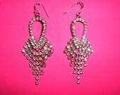 Wedding Earrings, Wedding Jewelry Earrings, Bridal Earrings, 925 Sterling Silver