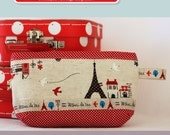 The Parisian Pouch PDF Sewing Pattern