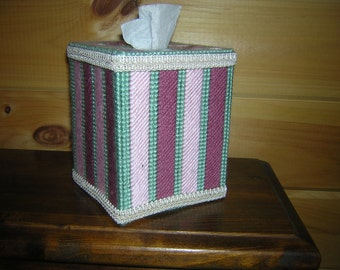 Starry Tissue Box Cover