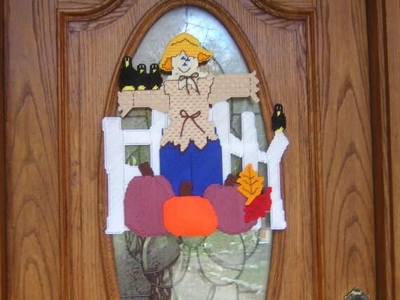 Harvest Time Door Decoration
