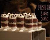 2 Push-Up Cake Stands ~ PRESEASON SALE