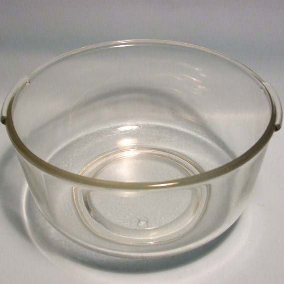 Oster Kitchen Center Glass LARGE MIXING BOWL Replacement Part