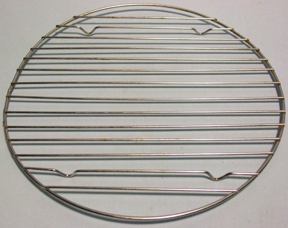10 Round Wire Roasting Rack Stock Pot Steaming Insert