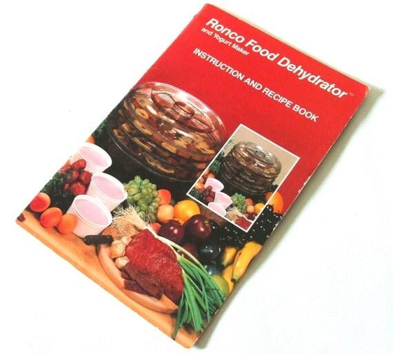 Kitchen Living Food Dehydrator Instruction Manual