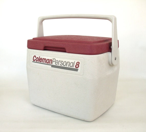 Coleman Personal 8 Cooler Lunch Box Ice Chest Lil Oscar