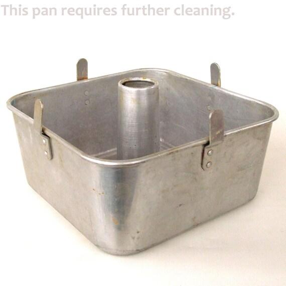 Angel Food Cake Pan Made In Usa