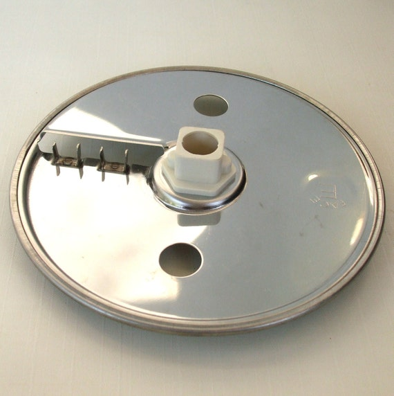 Regal La Machine II LM 2  Food Processor Replacement Part(s) French Fry Blade Disk Moulinex