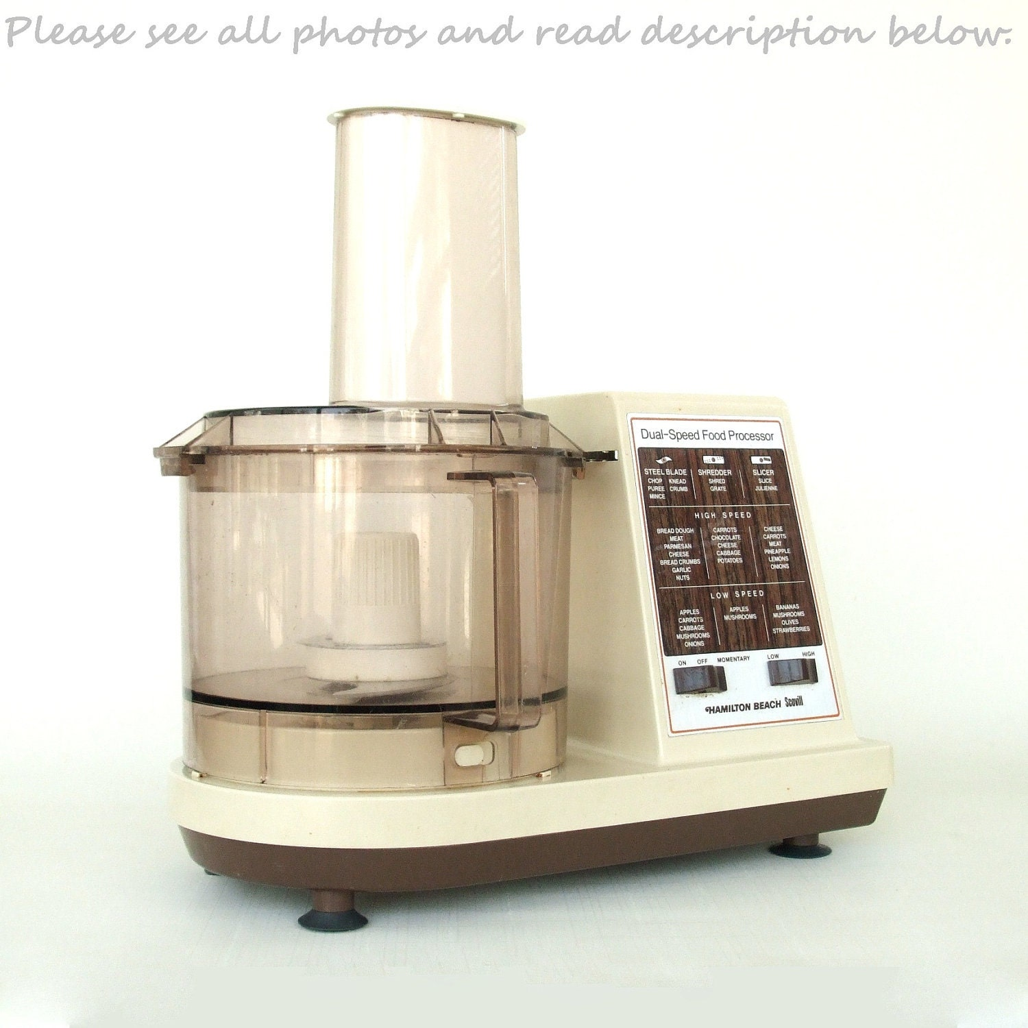 Hamilton Beach Food Processor  Reviews