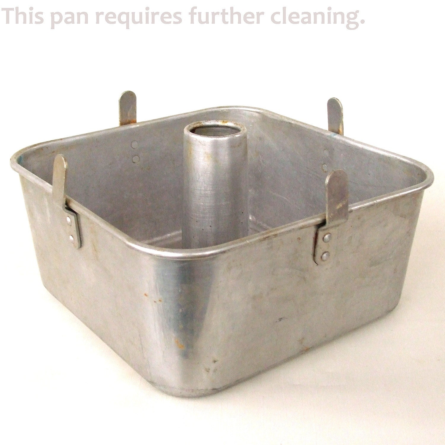Teflon Free Angel Food Cake Pan