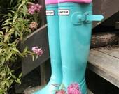 SLUGS Fleece Boot Solid HoT Pink (Sm/Med and Med/Lg).