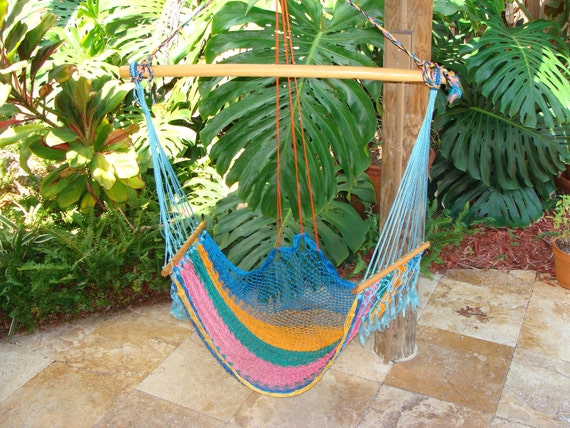 Guatemalan Child's Hammock
