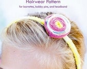 Twist it T-Shirt Yarn Hairwear Kit