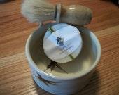 Men's Shaving Mug & Soap Set