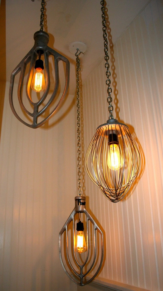 The perfect kitchen chandelier