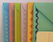 6 Stationery sets for Weebit