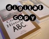 DIGITAL copy - LDS Church History's ABC Quiet Book