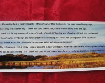 Set of 4 - Bookmarks, Inspirational
