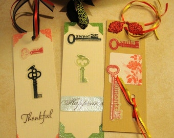 "Bookmarks titled ""Grace is the Key"""