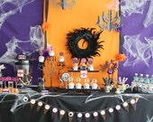 Whimsical Halloween Party Printable Collection