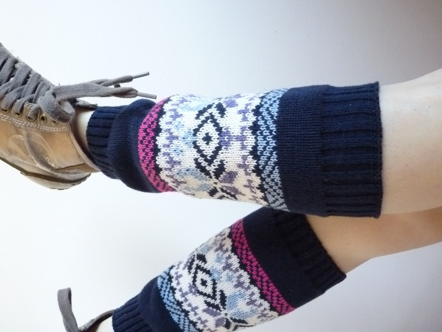 Footloose 1980s Leg Warmers By VanillaGrass On Etsy