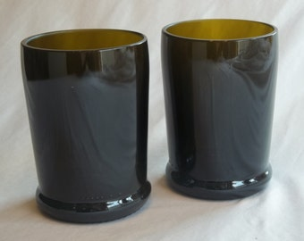 Prosecco Wine Bottle Tumblers