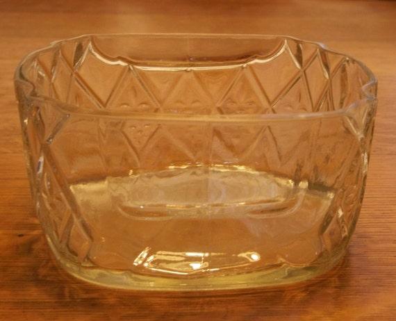 Crown Royal bowl